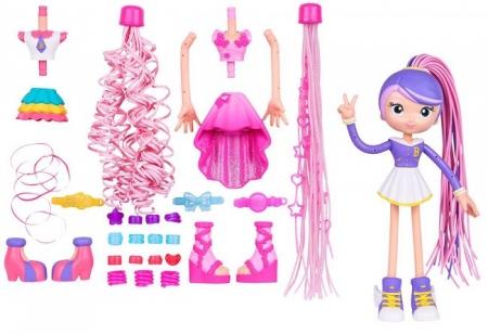 Кукла-конструктор Betty Spaghetti Бэтти Школьница, 17 см