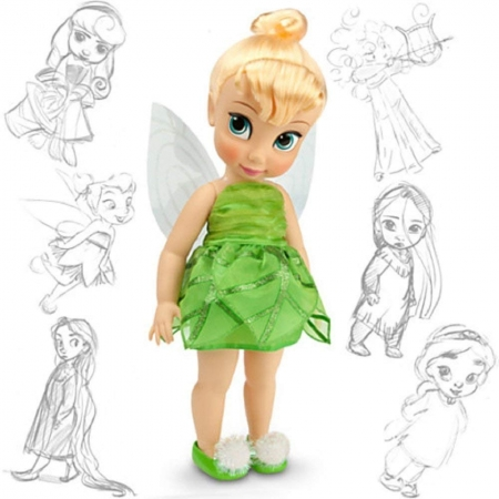 Кукла Дисней Аниматоры Динь-Динь (Disney Animators' Collection Tinker Bell Doll)