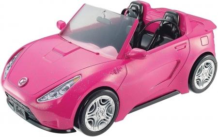 Машина для Барби Гламурный кабриолет Barbie Glam Convertible