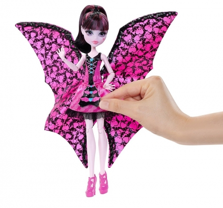 Дракулаура с крыльями Монстер Хай Летучая Мышь Monster High США