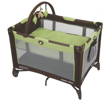 Манеж-кровать Graco Pack 'n Play On the Go Travel Playard