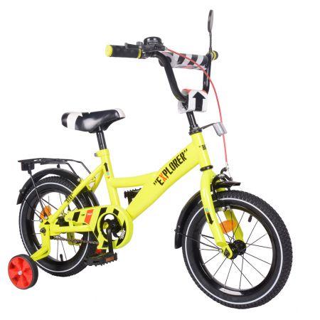 """Велосипед EXPLORER 14"""" T-214110 yellow /1/"""