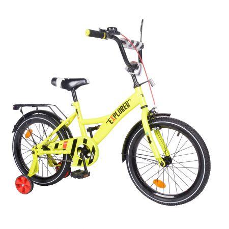 """Велосипед EXPLORER 18"""" T-218112 yellow /1/"""