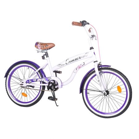 "Велосипед CRUISER 20"" T-22035 purple /1/"