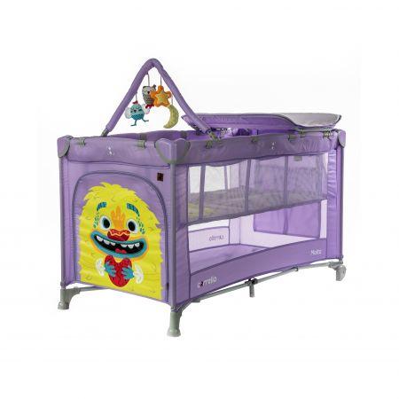 Манеж CARRELLO Molto CRL-11604 Orchid Purple /1/ MOQ
