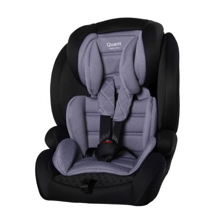 Автокрісло TILLY Quant T-532 Light Grey 1+2+3 ISOFIX /2/