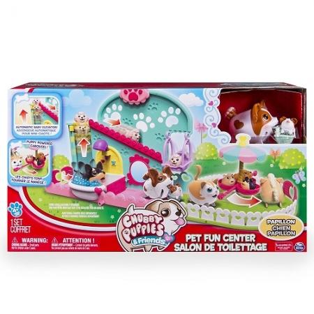 """Игровой набор """"Упитанные собачки"""" Развлекательный центр Chubby Puppies & Friends - Pet Fun Center"""