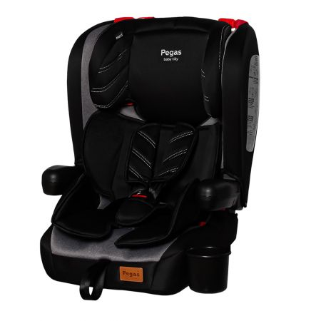 Автокрісло TILLY Pegas T-534 Black група 1/2/3 ISOFIX /1/