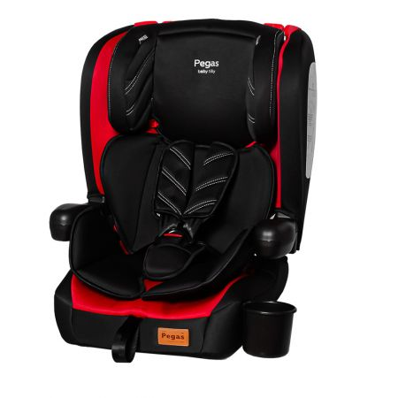 Автокрісло TILLY Pegas T-534 Red група 1/2/3 ISOFIX /1/