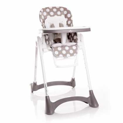 Детский стульчик для кормления Lorelli Campanella Лорелли Beige Dots