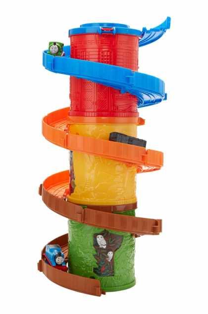 """Игровой набор """"Спуск по спирали"""" в асс.(3) """"Томас и друзья"""""""
