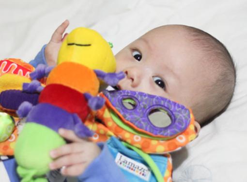 Развивающая игрушка-подвеска «Мотылек Фредди» Lamaze