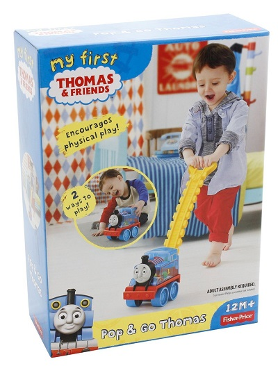 Каталка -паровозик Томас Fisher-Price My First Thomas The Train