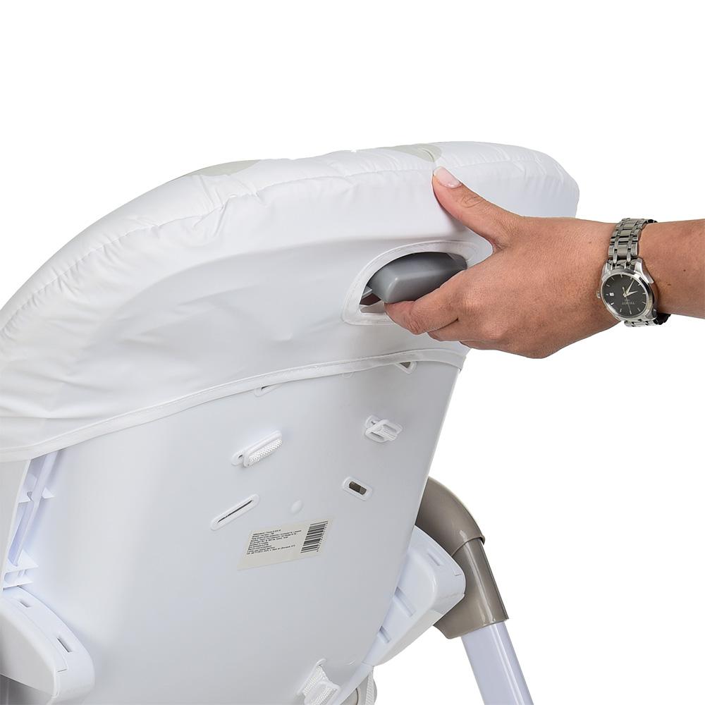 Стульчик для кормления с регулируемой спинкой Bambi M 3233 Lamb Beige