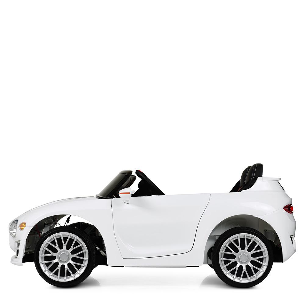 Детский электромобиль Bentley Бентли на пульте управления, Bambi M 4109EBLR-1 белый