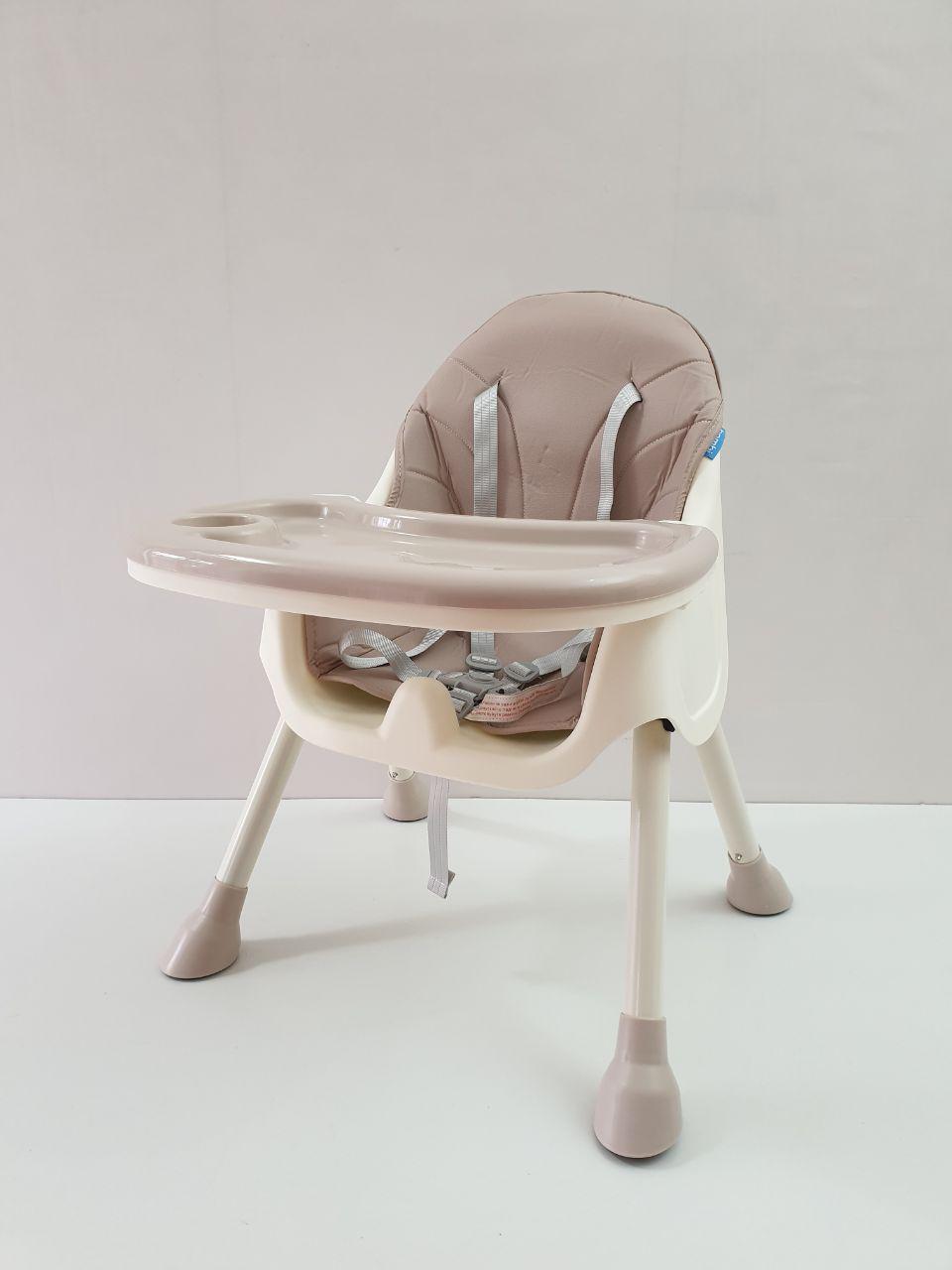 Детский стульчик для кормления Bambi M 4136 PINK розовый