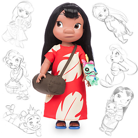 Кукла аниматор Лило Дисней Disney Animators' Collection Lilo Doll