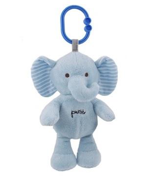 Игрушка на кроватку подвеска Слоненок от Carters Child of Mine Elephant