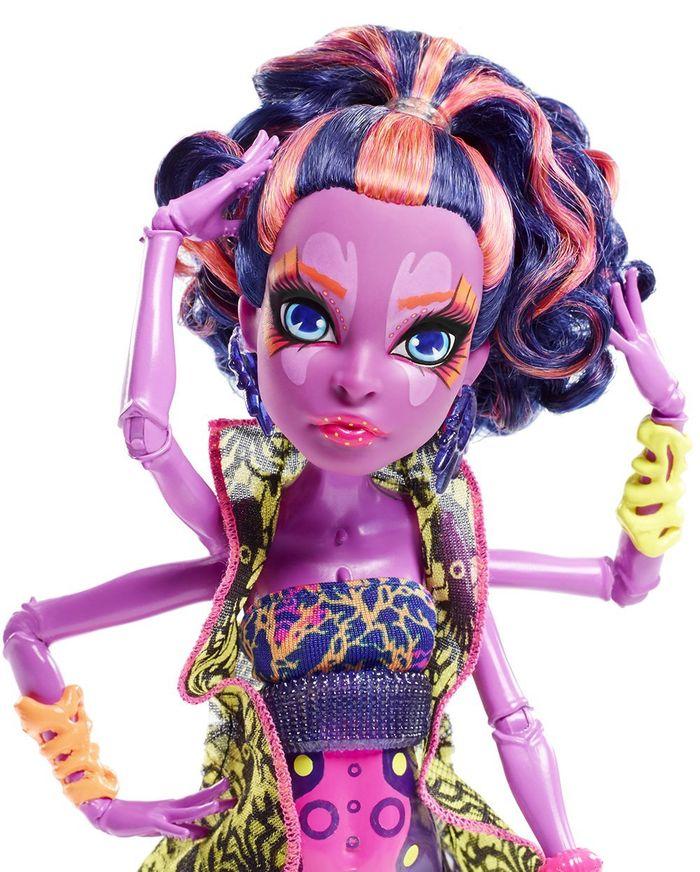 Кукла Monster High Кала Мерри (Kala Mer'ri) из серии Great Scarrier Reef Монстр Хай
