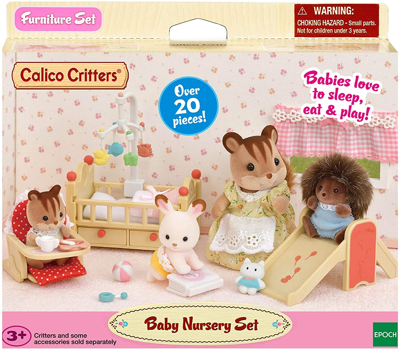 Игровой набор Детская комната Calico Critters