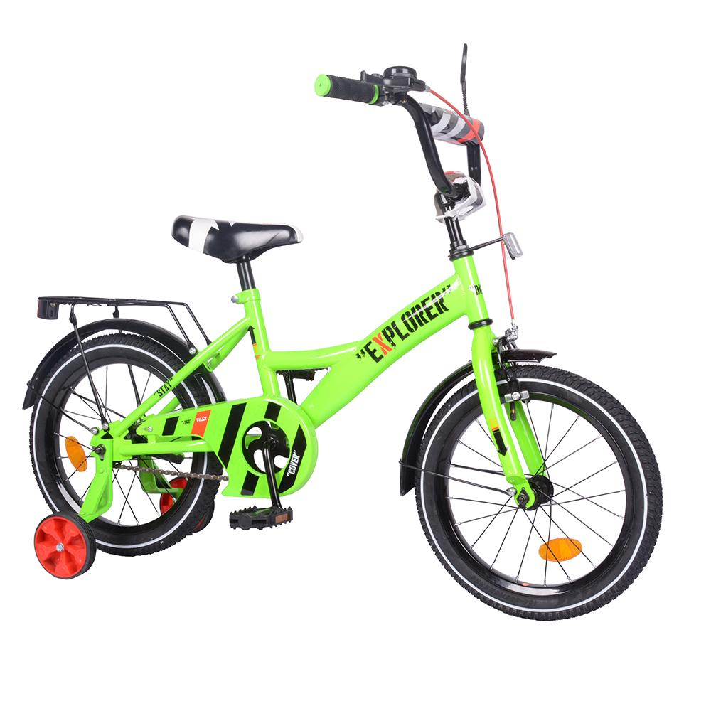 "Велосипед EXPLORER 16"" T-216112 green /1/"