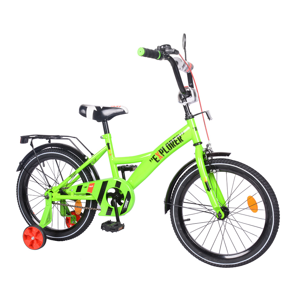 "Велосипед EXPLORER 18"" T-21819 green /1/"
