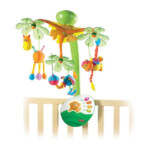 Мобиль на детскую кроватку Tiny love Остров сладких грез