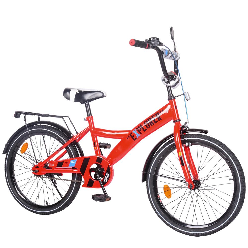 """Велосипед EXPLORER 20"""" T-220114 red /1/"""