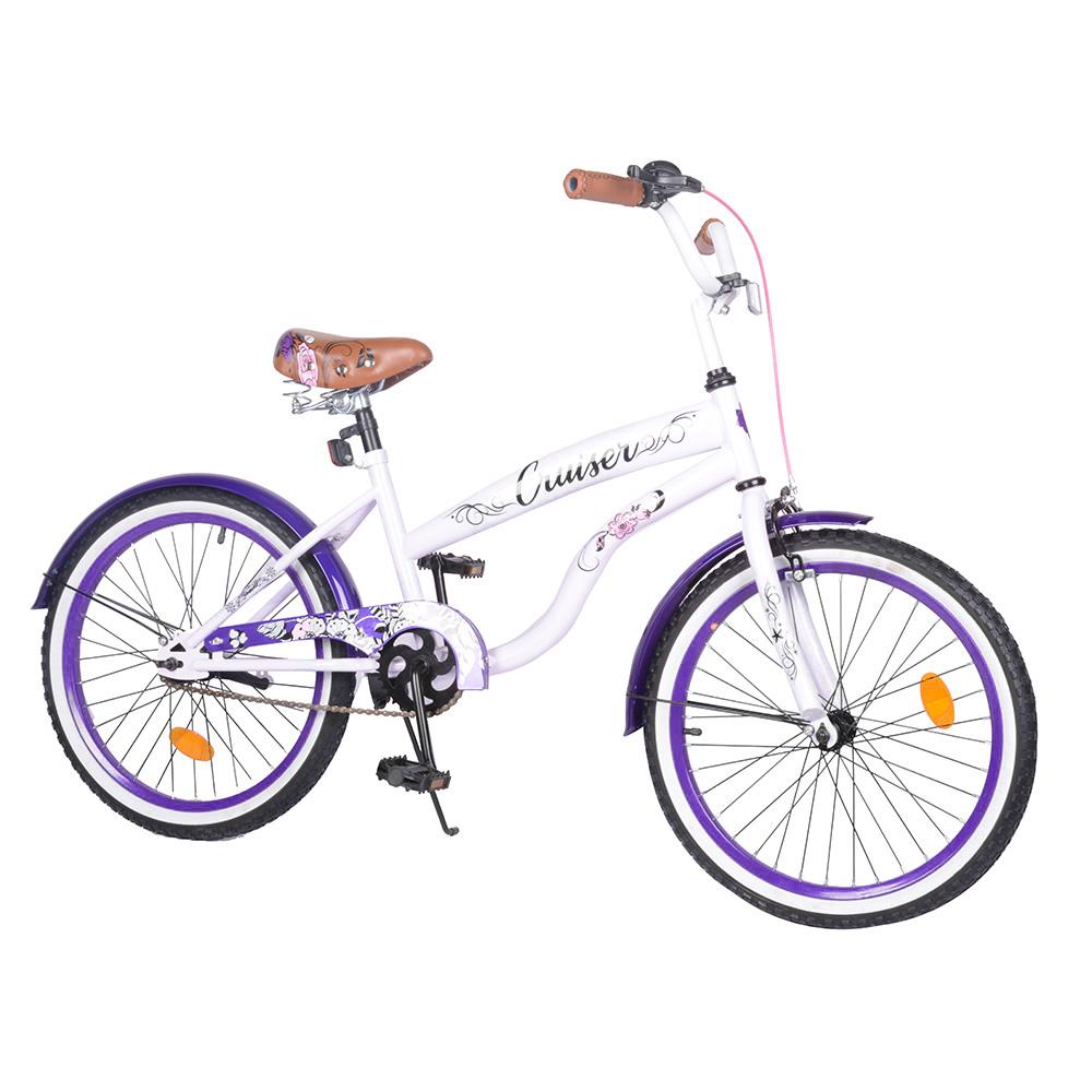 "Велосипед CRUISER 20"" T-22035 purple /1/"