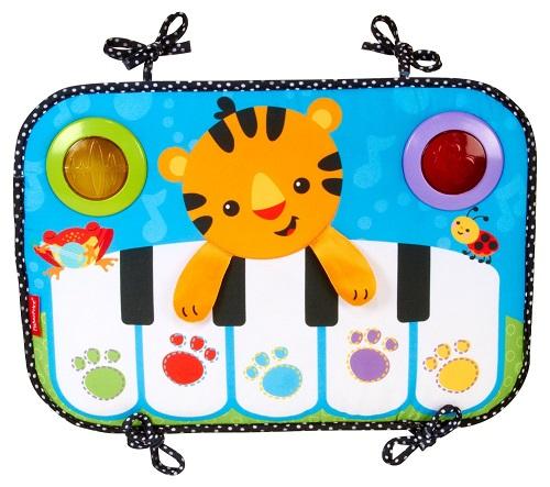Детское пианино для ножек «Тигрёнок» Фишер Прайс Kick & Play Piano Fisher Price