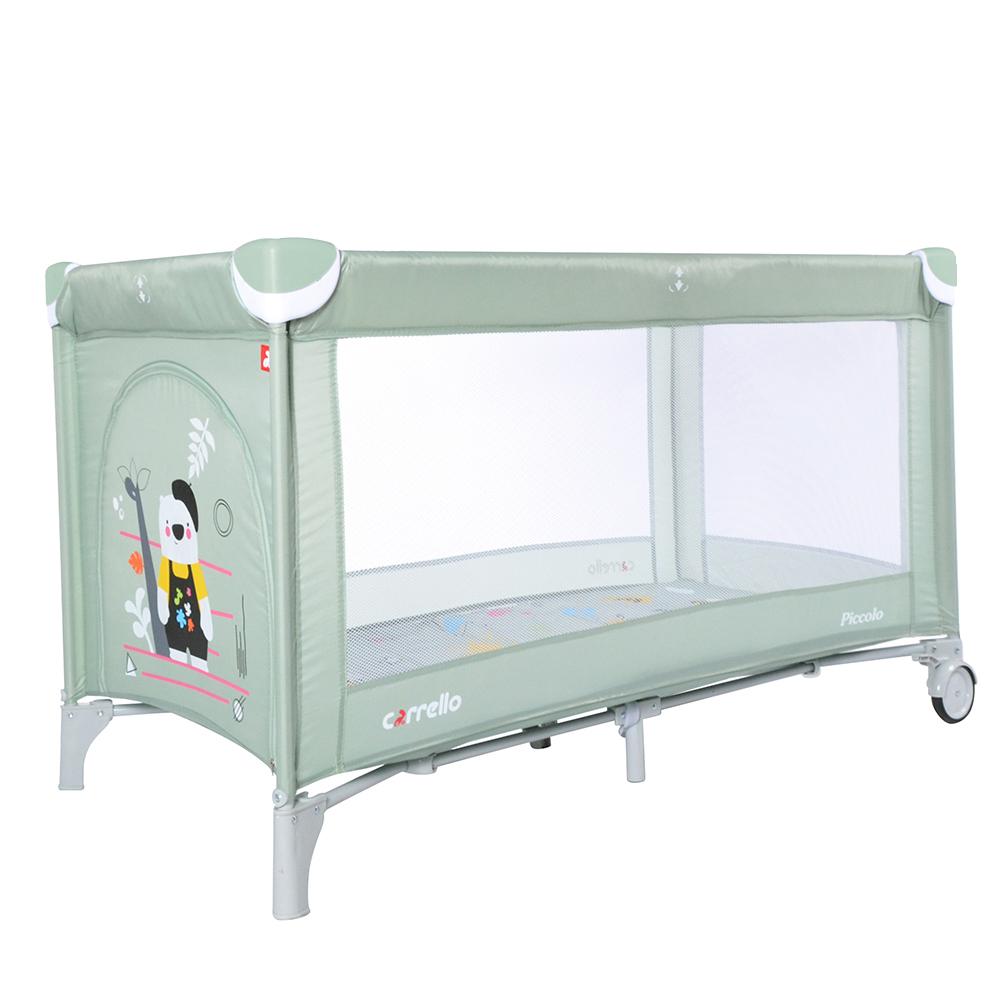 Манеж CARRELLO Piccolo CRL-9203/1 Mint Green /1/ MOQ