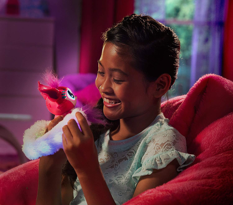 Интерактивная игрушка - Лемур Lil' Gleemerz от Mattel оригинал США