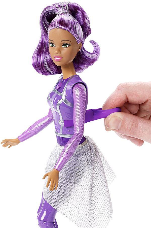Кукла Барби на музыкальном ховерборде Barbie - Звездные приключения