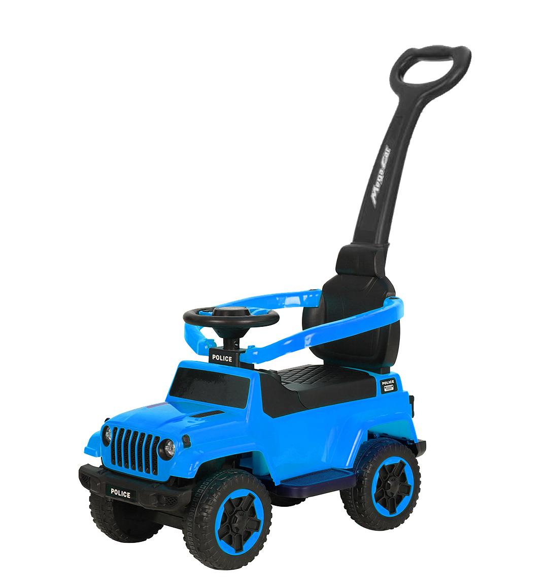Толокар T-938 BLUE з муз. 65*37*91 /1/