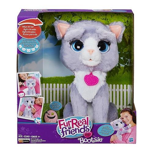 FurReal Friends эмоциональный  Котенок Бутси Bootsie cat забавные зверята