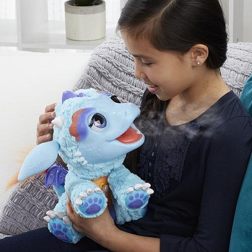 FurReal Friends Hasbro Милый Дракончик Torch My Blazin' Dragon