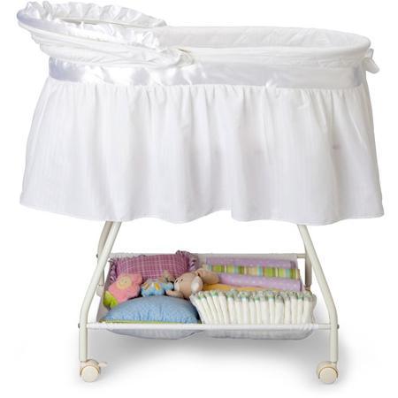 Люлька для новорожденного Дельта «Твой первый день» Delta Children's Products Sweet Beginnings (оригинал США)