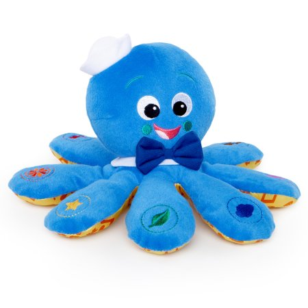 Детская музыкальная игрушка Осьминог Baby Einstein Octoplush