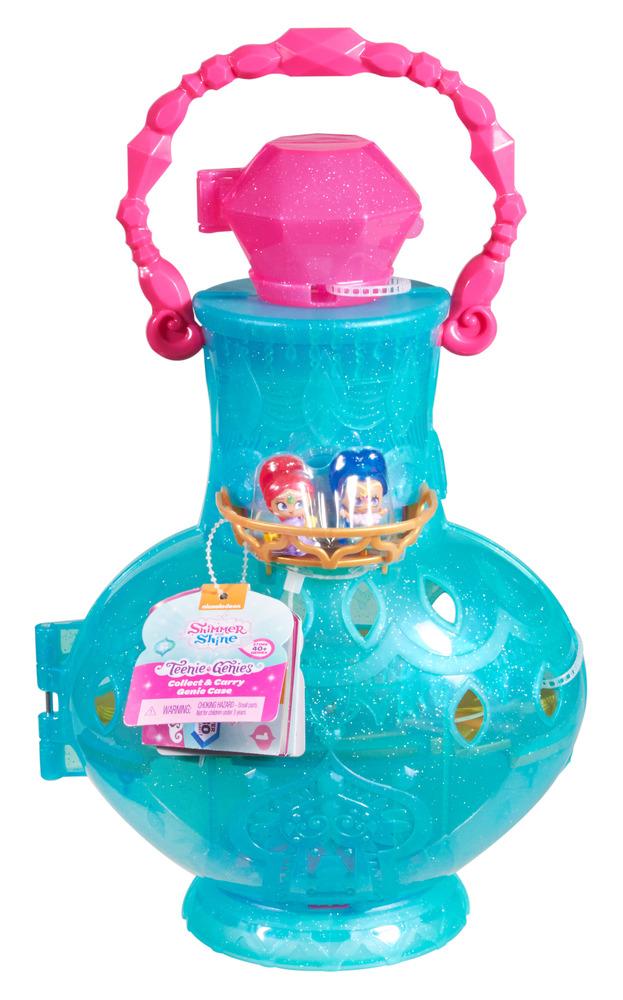 """Волшебная лампа для мини-джиннов из м/ф """"Шиммер и Шайн"""""""