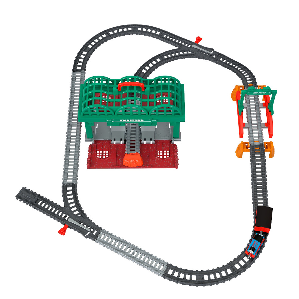 """Игровой набор """"Железнодорожная станция Кнепфорд"""" """"Томас и его друзья"""""""