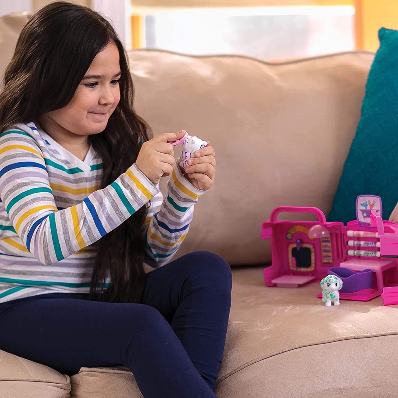 Набор  Крайола раскрась питомцев Crayola Scribble Scrubbie Pets подарок для ребенка