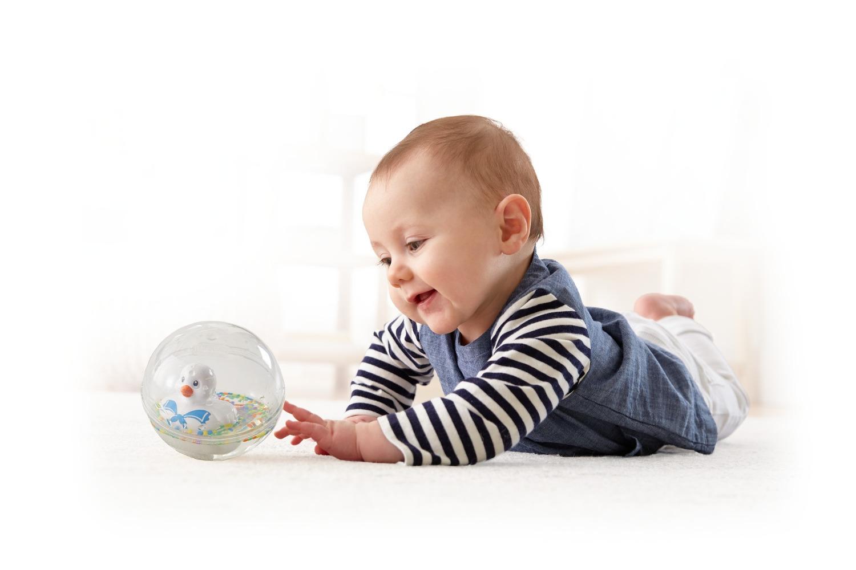 Утенок в шаре в асс.(4) Fisher-Price