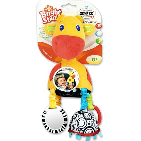 Подвесная развивающая игрушка Bright Starts Жираф