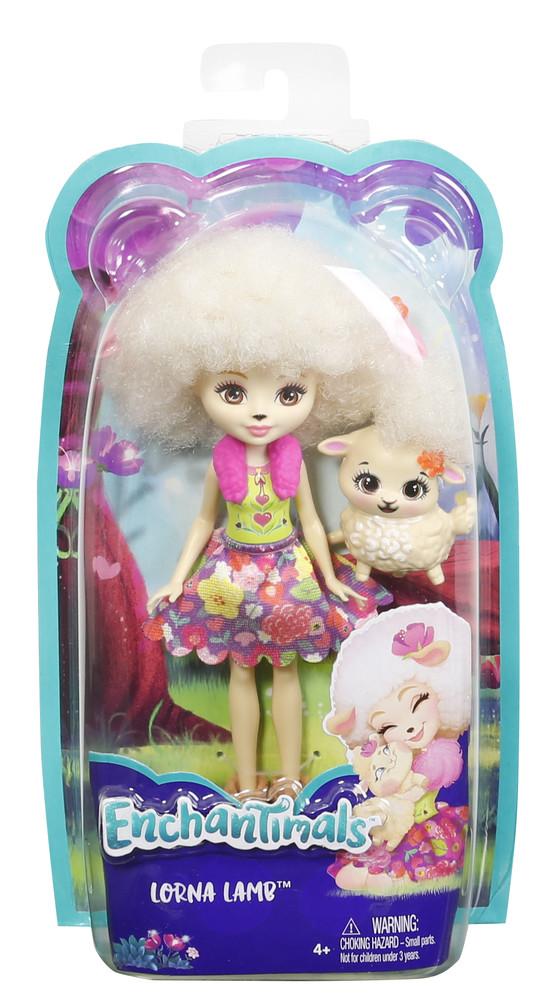 "Кукла Enchantimals ""Ягненок Лорна"""