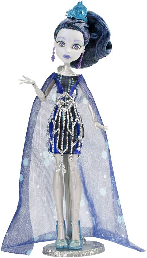 Кукла Монстер Хай Элль Иди - Monster High Elle Eedee