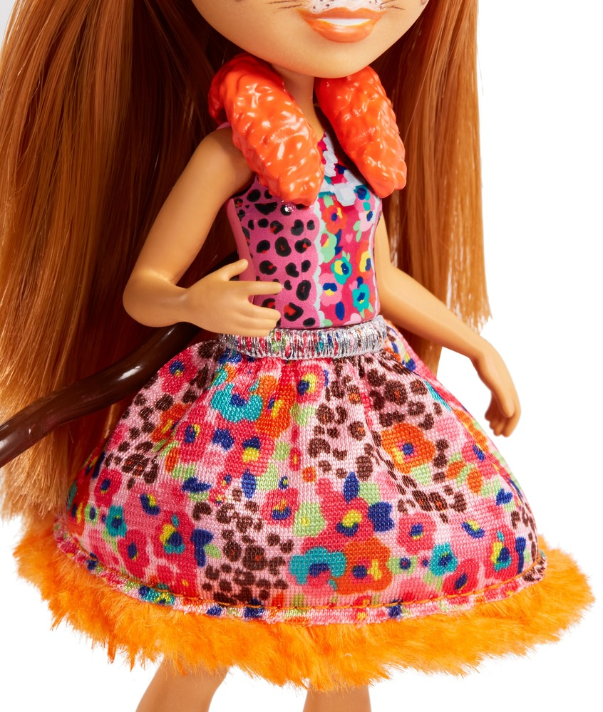 "Кукла Enchantimals ""Гепард Чериш"""