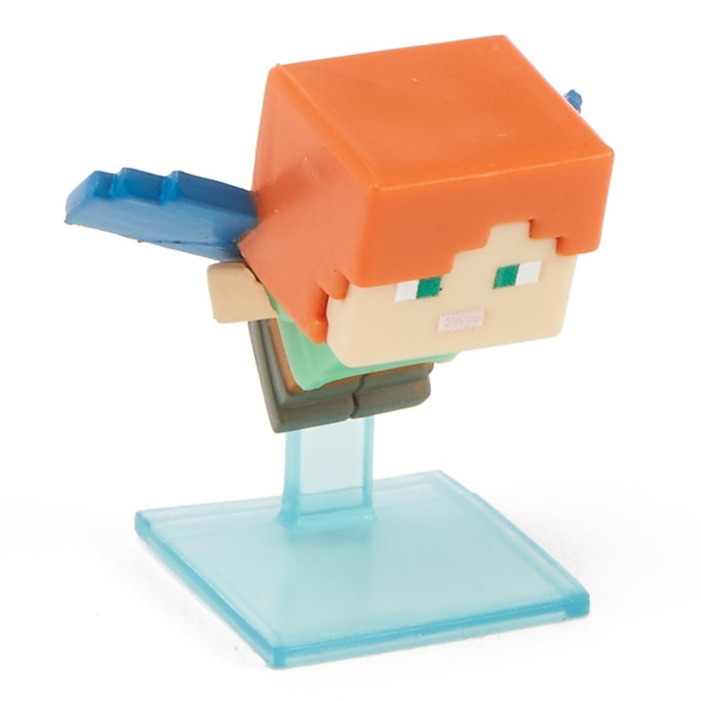Тематическая мини-фигурка Minecraft в асс.