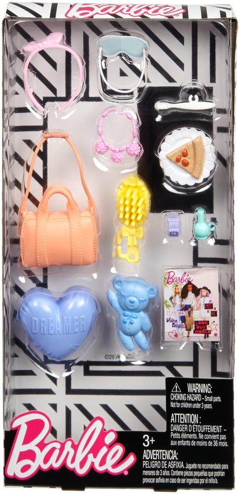"""Аксессуары Barbie """"Все для путешествия"""", (в асс.)"""
