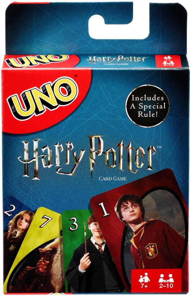 """Карточная игра UNO """"Гарри Поттер"""""""