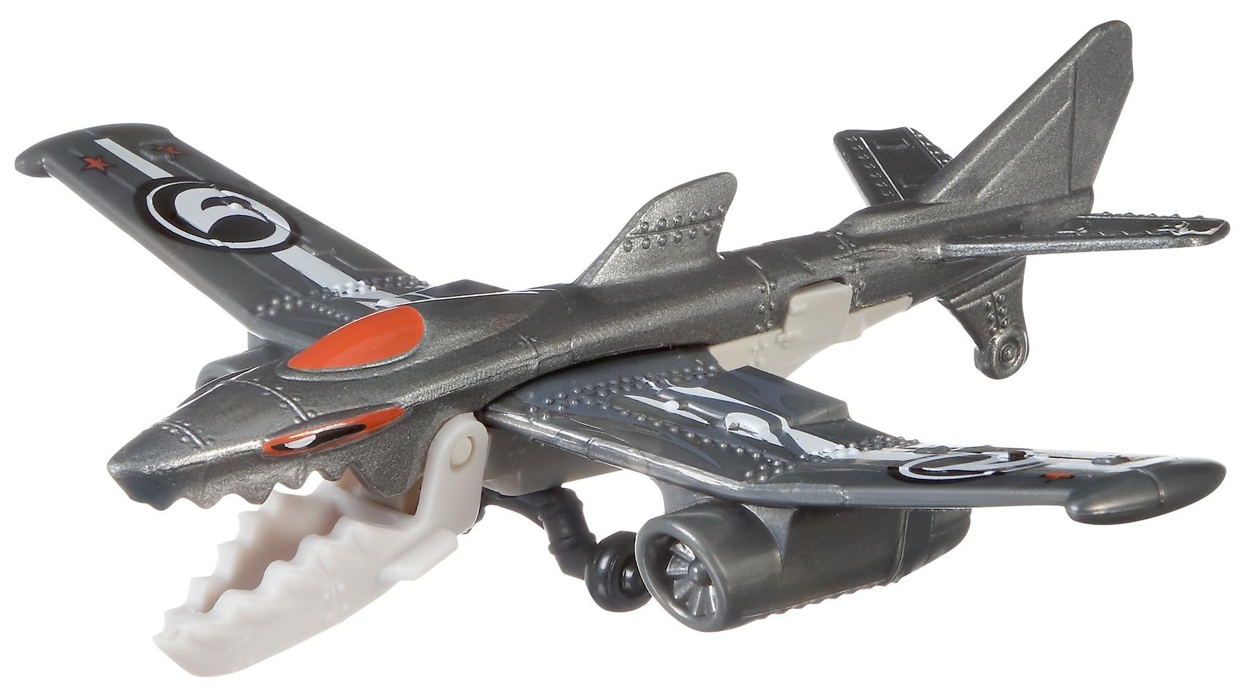 Базовый самолетик Hot Wheels (в асс.)